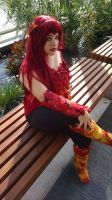 Poison Autumn by CeruleanTwin