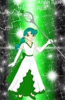 Cosmic Princess Jupiter Rules by AngelRaye