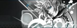 Roxas signature 2 by CLFF