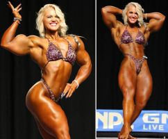Lauranda Nall Muscled by Turbo99