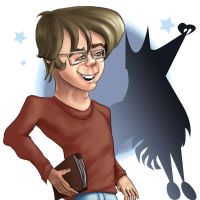 Remus Lupin by ShrunkenJedi