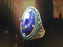 Amethyst ring by isaac77598
