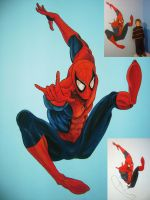 spiderman by blackgabriel