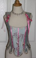 18th Century Corset by AlAlNe