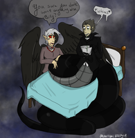 you need like, a real doctor or something (comm) by CannibalHarpy