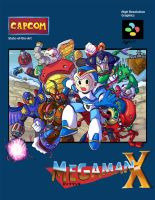 Megaman X Tribute by TheAmericanDream