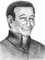 Robin Williams? by BerriesSometimes