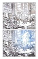 The Flash 9 page 1 by manapul