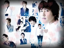 Kyu and SJ by crystalSHINee4evr