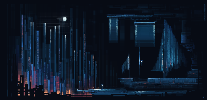 Electronic Haven by SylviaRitter