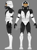 Phase II Clubs Armor by ThomasBlack1