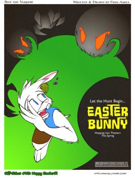 OS 43 - Happy Easter?! by SillyVamp