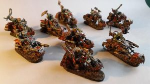 Warbiker mob by HobbyV