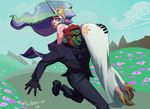 Kidnap All the Princesses 1 by HIIVolt-07