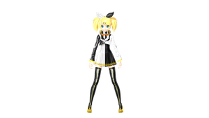 DOWNLOAD Project Diva Future Tone Rin Reactor by johnjan11