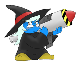 Witchling by pocket-arsenal