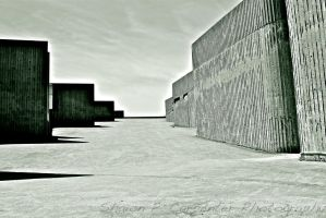 Concrete Wasteland by spcbrass