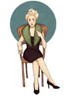 Mrs Malfoy by Maydian