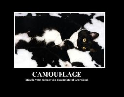 Catmouflage by DUDE8810