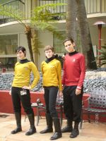 Star Trek at ALA was awesome by Marimokun