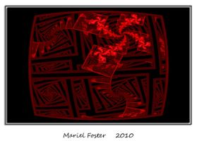 Study in Red by MarielFoster