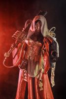 Warhammer 40,000 Cosplay - Inquisitor Ordo Malleus by alberti
