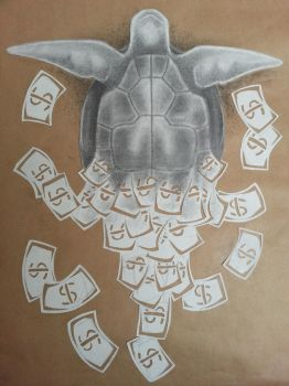 Turtle by Squiddosnazz