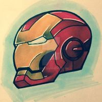Ironman by MsZVG
