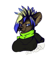 Hyena? [personal] by Alakime