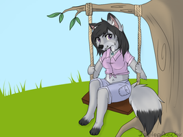 Adri Swing by JodieKatt
