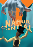 Namur en mai - Poster by Wolfhunds