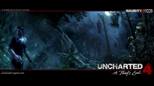 Uncharted 4: A Thief's End by jessicarae24