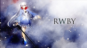 RWBY - White Wallpaper by BobbaCroft12345