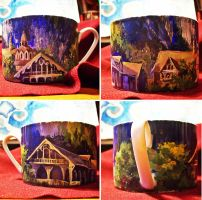 mug Rivendell by non-existent-country
