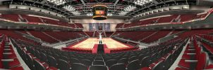 USC Basketball Arena by gone-mad