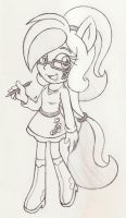 EQG - Star Sketcher by Star-Sketcher-MLP