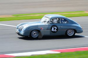 Porsche 356 Pre A by Willie-J