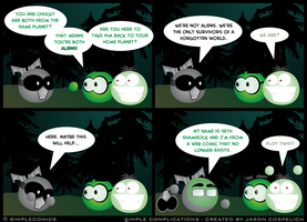 SC470 - Operation: Yellow 20 by simpleCOMICS