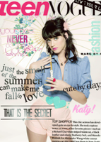 Magazine Cover 3 by ForeverDemiLovato