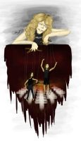Master Of Puppets by AnastasiumArt