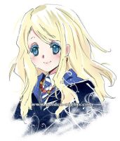 Luna Lovegood. by inma