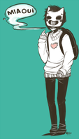 Zacharie bbyy by Arusartblog