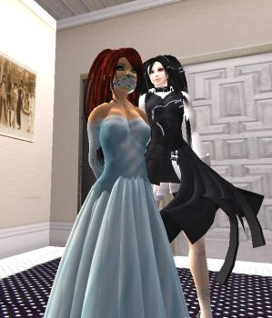 Gown 2 by trinity0666