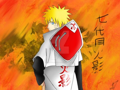 I'm Going to become Hokage - Believe It! by Flamedragon44