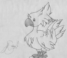 Chocobo by lsax001