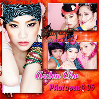 Photopack 05 Arden Cho by PhotopacksLiftMeUp