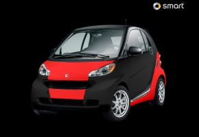 Smart Car Design by Saki-The-F50