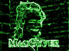MacGyver GreenVerg by MexPirateRed