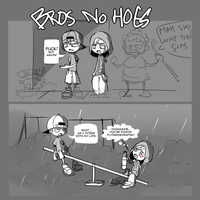 WIP: Bros, No Hoes by Comraxe