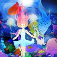 Under The Sea by ciel27